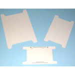 "Winding Board 6 1/2"" x 3 3/4"" Card x 20 pieces"