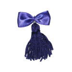 Satin Bow with Tassel *Colors* 10 Pack