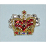 Sequin Applique - Crown