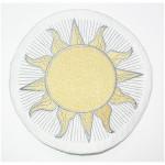 Iron On Patch Applique - Sun.