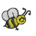 Iron On Patch Applique - Bees