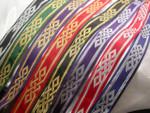"""Jacquard Ribbon 1 5/16"""" Angular Celtic *Colors*"""