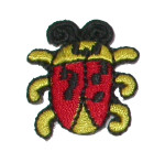 Iron On Patch Applique - Lady Bug