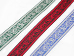 "Jacquard Ribbon 1 1/4"" Celtic Beastie"