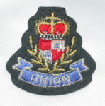 Iron On Patch Applique - Crest Union