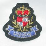 Iron On Patch Applique - Crest Union