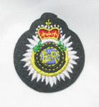 Iron On Patch Applique - Crest British ER