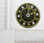 Iron On Patch Applique - Sundial
