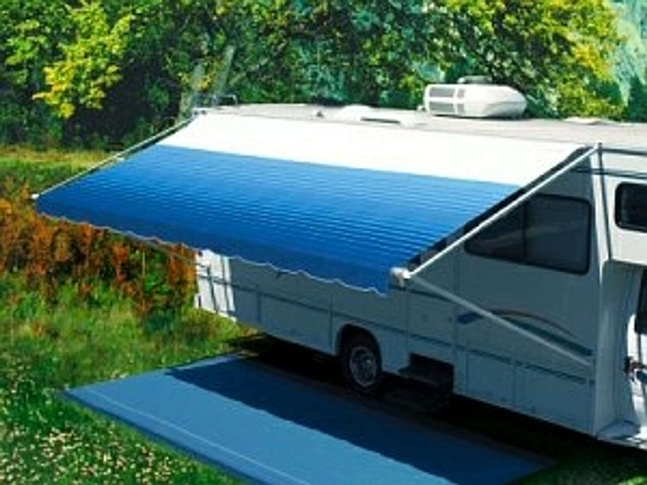 Pioneer Manual Crank Out Rv Awnings Complete