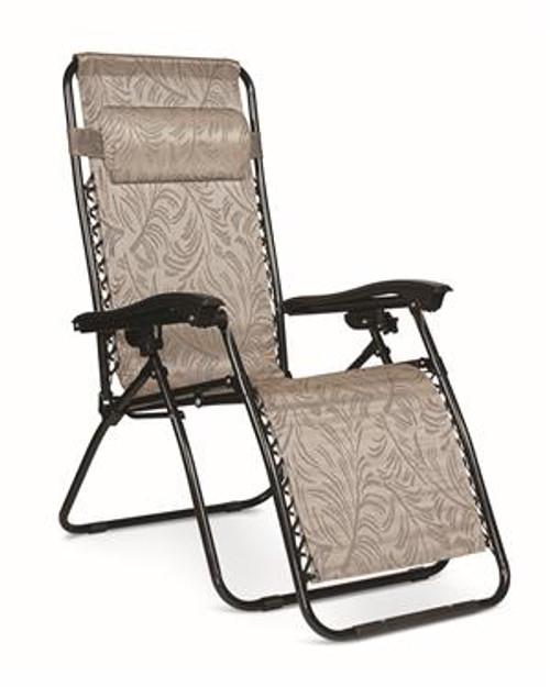 Zero Gravity Chair, Tan Fern