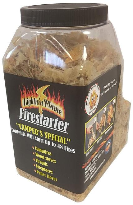 Lightnin' Flame America's Premier Firestarter