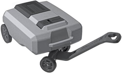 Thetford Smart-Tote 2 Premium LX 4-wheel portable waste water tank, 18 gal. 40517