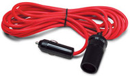 12' Extension Cord with Cigarette Lighter Plug