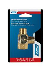 Supreme Permanent By-Pass Kit - Size: 3-Way By-Pass Valve Replacement