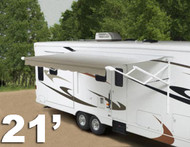 21' 12-volt Travel'r Awning, Complete