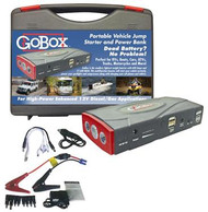 GoBox Battery Portable Jump Starter