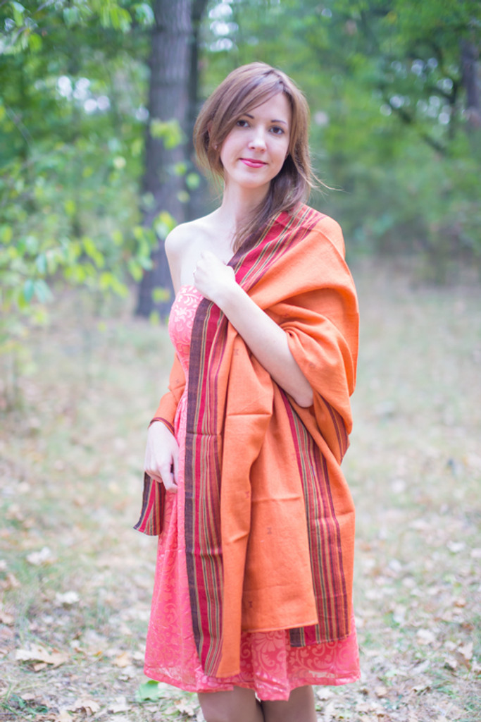 Soft Woolen Warm Winter Shawls