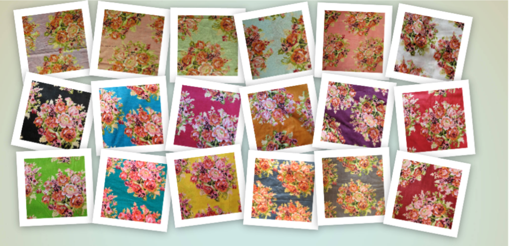 Rose Quartz Bridesmaids Robes | Pantone Spring 2016 Colors