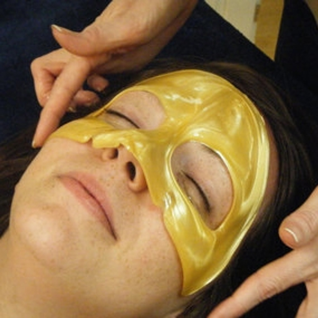 24K Precious Gold Firming Infusion Mask