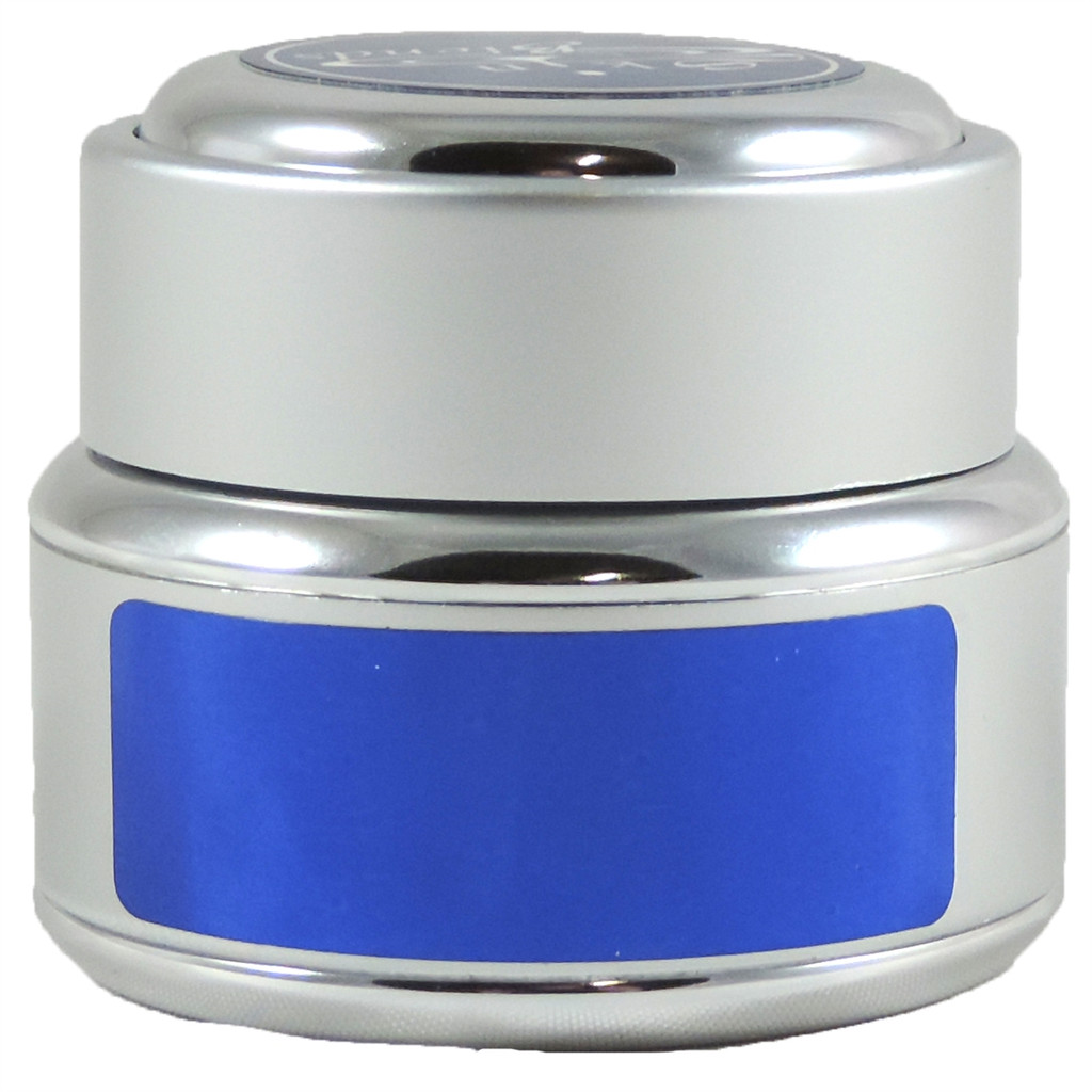 15ml Silver Metal Jar