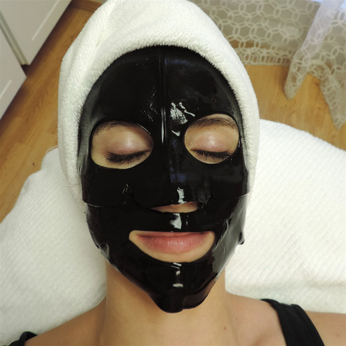 Detoxifying Charcoal Infusion Mask