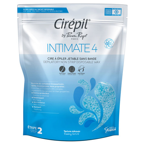 Cirepil Intimate 4 NO STRIP HARD Wax 800g