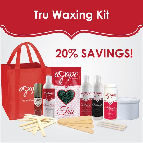 Tru Waxing Kit