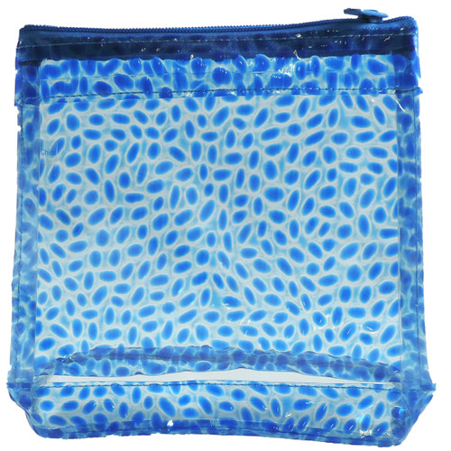 Blue Bubble Bag
