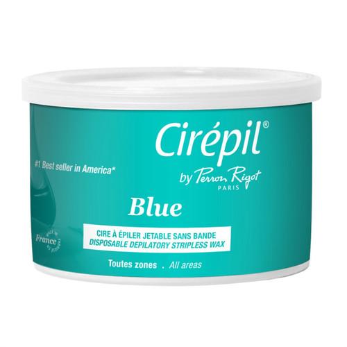 Cirepil Blue NO STRIP HARD Wax 400g