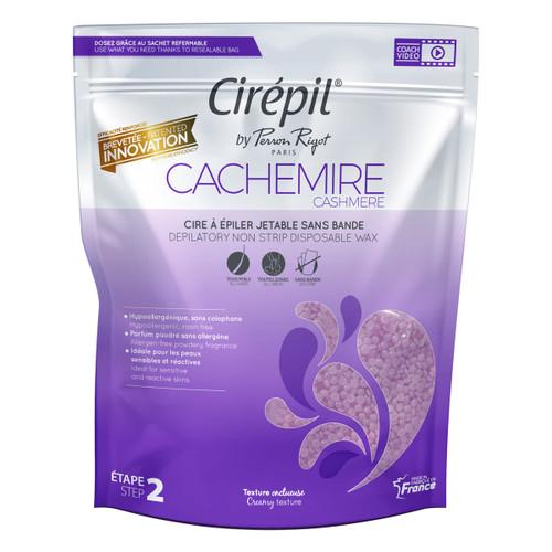 Cirepil Cashmere NO STRIP HARD Wax 800g
