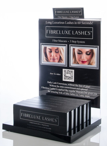FibreLuxe Lashes Display Kit