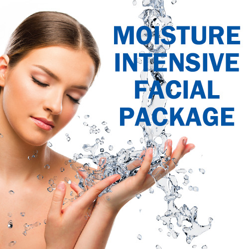 Moisture Intensive Facial Package