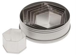 Plain Hexagon Set
