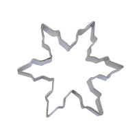 Narrow Snowflake 5""