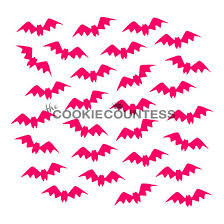 Fluttering Bats