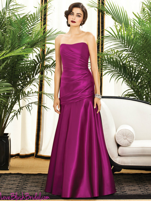 Dessy Bridesmaid Dress 2876