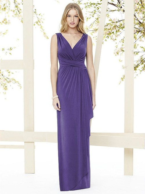 Social Bridesmaids Dress 8146