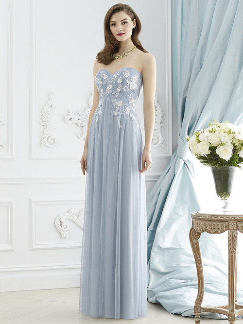 Dessy Bridesmaid Dress 2948