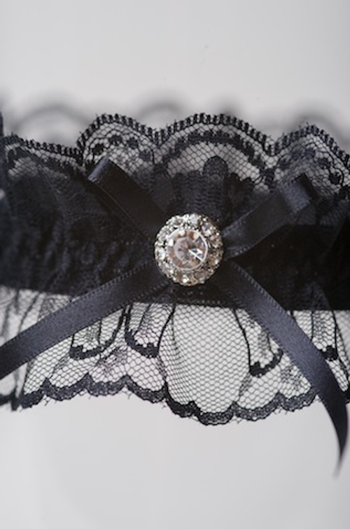 "La Gartier Wedding Garter ""Bridget"""
