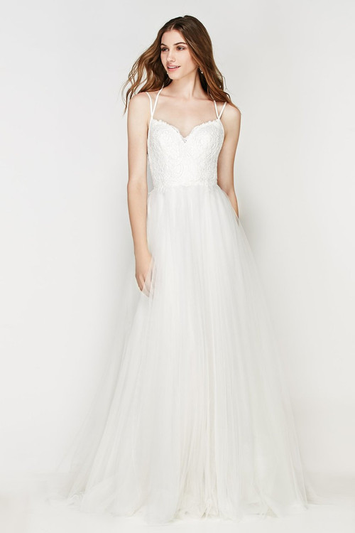 Willowby Wedding Dress Madeira