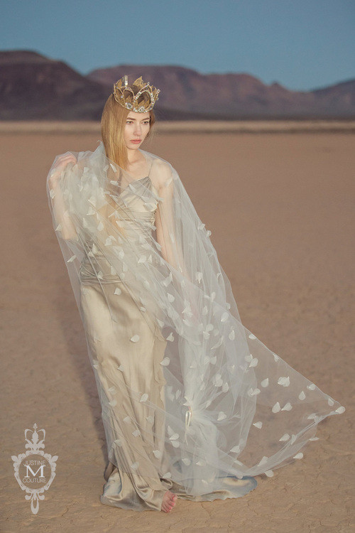 Justine M Couture Kyoto Veil