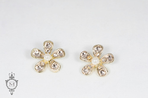 Justine M. Couture Misty Earrings