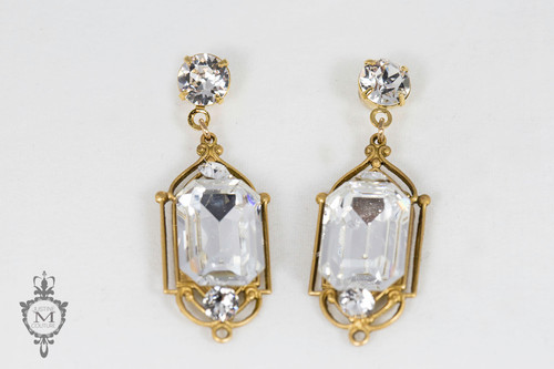 Justine M. Couture Wishing Well Earrings