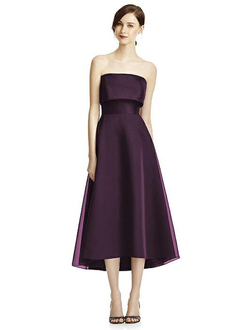 Lela Rose Bridesmaid Dress LR234
