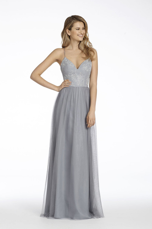 Hayley Paige Occasions Bridesmaid Dress 5716