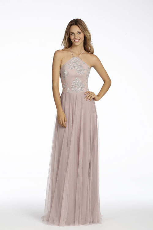 Hayley Paige Occasions Bridesmaid Dress 5718