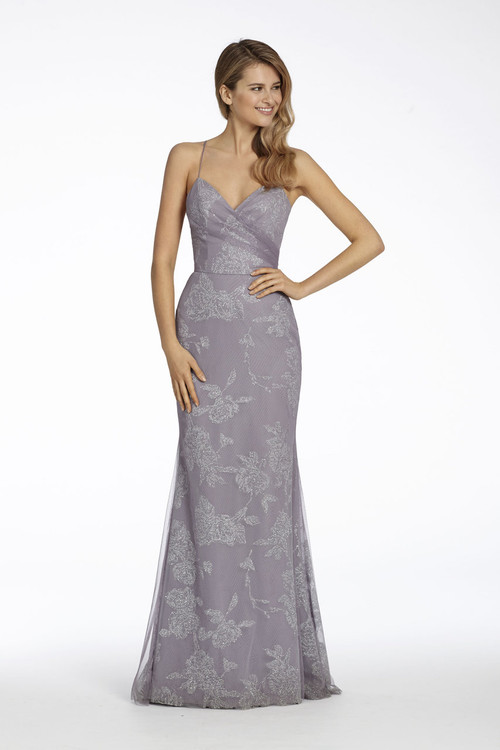 Hayley Paige Occasions Bridesmaid Dress 5719