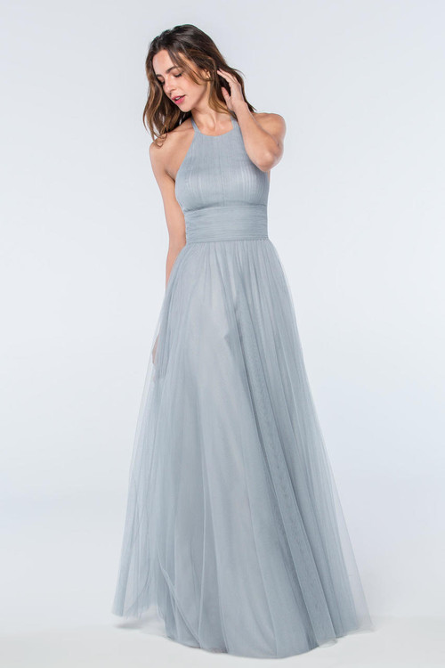 Watters Bridesmaids Dress Abigale