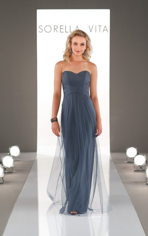 Sorella Vita Bridesmaid Dress 8728