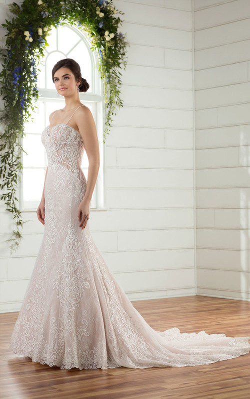 Essense of Australia Wedding Dress D2366